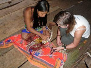 Embera Darien National Park